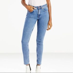 Levi's Vintage High Rise a Skinny Jeans